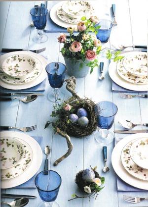 tavola-apparecchiata-azzurra-stile-shabby-chic-provenzale-country