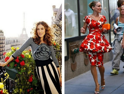 carrie bradshaw outfits 5