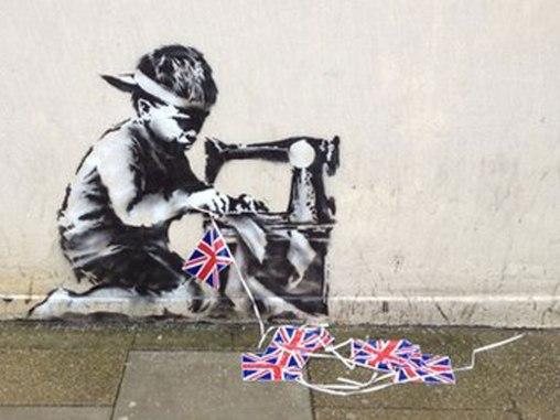 12-Banksy