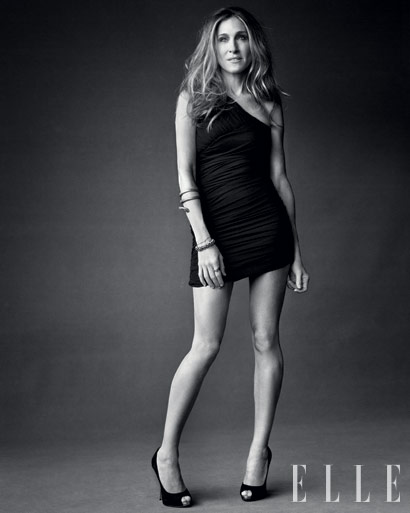Sarah Jessica Parker in Little Black Dress